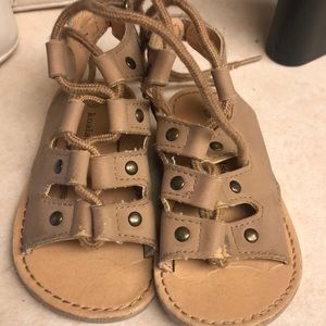 Shoes - Size 5c girl sandals